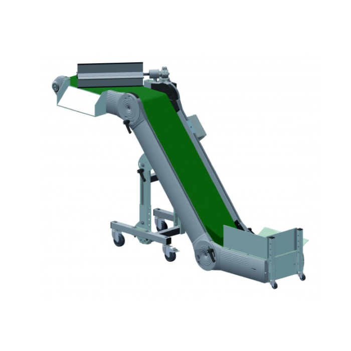 DOUBLE Z-JOINT BAND WITH TAIL SEPARATOR